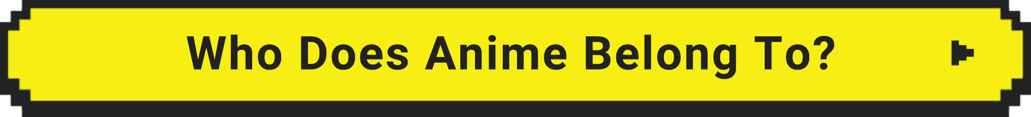 Who Does Anime Belong To?